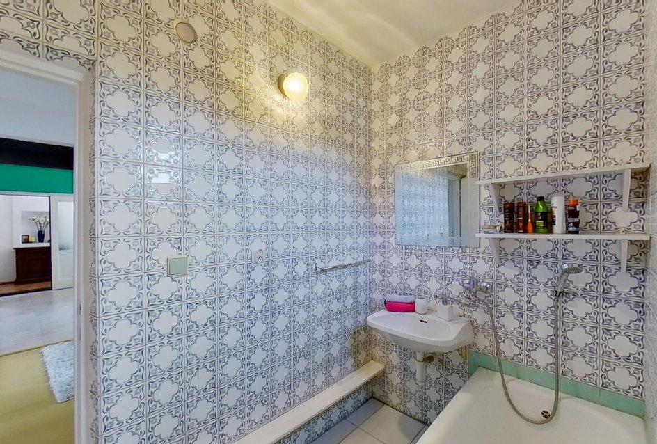 kúpeľňa na prvom podlaží
