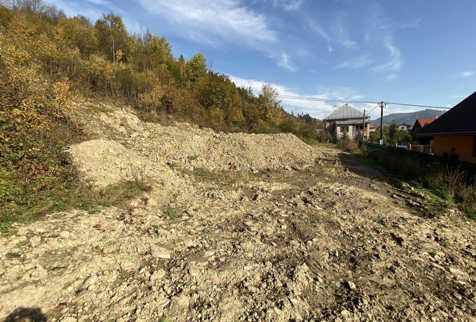 Pozemok pre výstavbu rodinného domu v obci Oščadnica