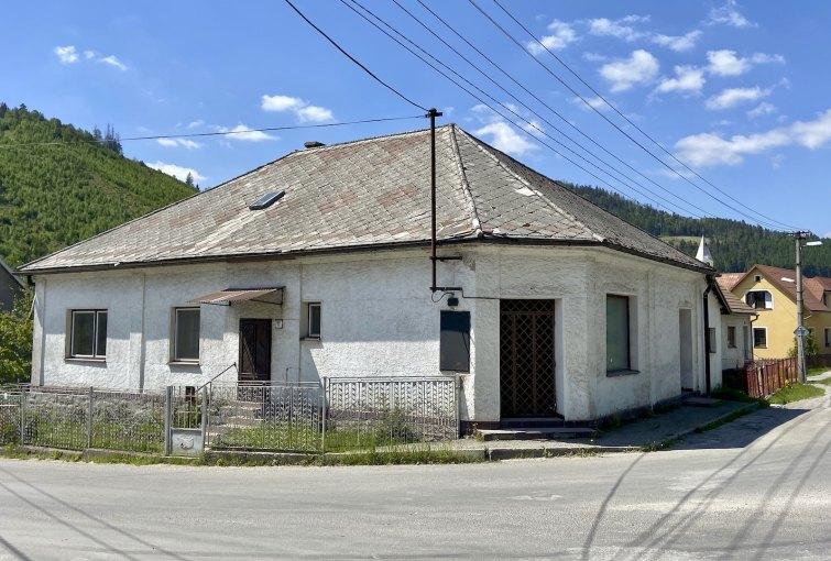 Dom v obci Krásno nad Kysucou