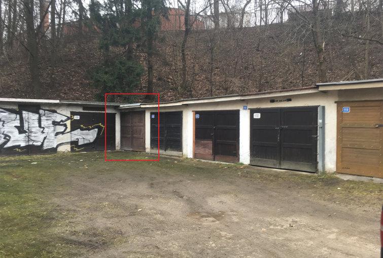 garáže v žiline
