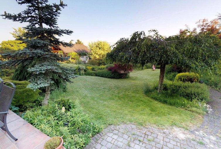 krásna záhrada