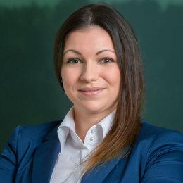 Ing. Katarína Posoldová, RSc., prevázdková riaditeľka AGENT.SK, s. r. o.